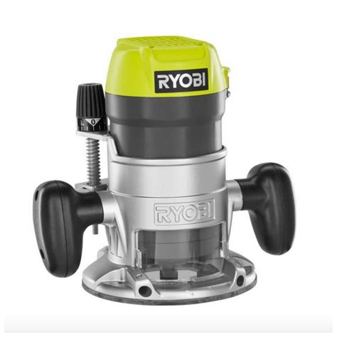 ryobi fixed base corded electric router wood woodworking