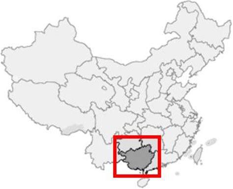 Magnet Kulkas Guilin Guangzhou China Beijing Guilin die provinz guangxi in china