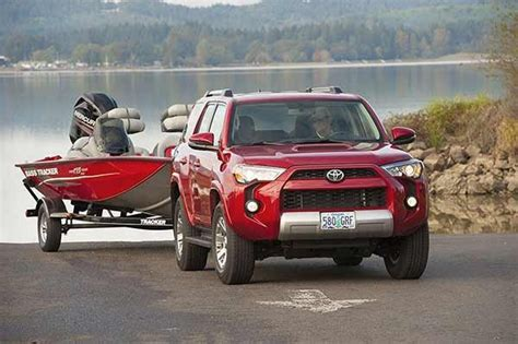 tow boat and trailer tow capacity math trailering boatus magazine