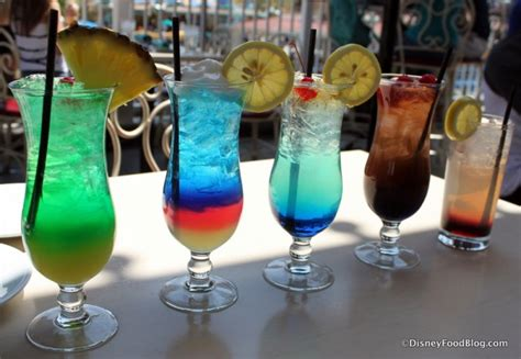 alcoholic drinks at a bar onthelist the secret drink menu and more at cove bar in