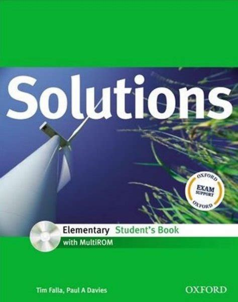 solutions pre intermediate workbook cd maturita solutions elementary student 180 s book cd rom učebnice učebnice mapy