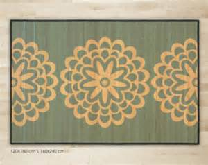 popular items for bamboo rug on etsy
