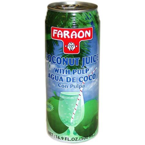 coco quality 16 003093 faraon coco juice 24 16 9z