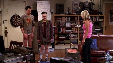 the big bang theory sheldon and penny exchange presents plot explanation how did leonard and sheldon lose their