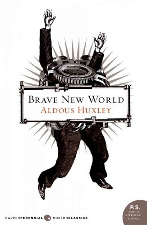 themes in brave new world by aldous huxley big brother can t read these old school paperbacks