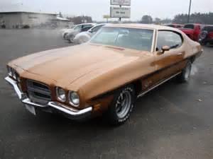 1972 Pontiac Lemans Gt For Sale Find Used 1972 Pontiac Lemans Base 5 7l In Altoona