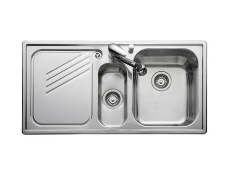leisure glendale 1 bowl sink sinks kitchen accessories leisure proline pl9852l 1 5 bowl 1th stainless steel inset