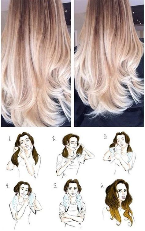 do it yourself ombre hair step by step ombre step by step ombre hair pinterest ombre hair