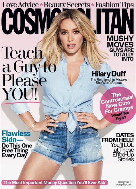 Win Hilary Duffs Cover Look by Hilary Duff Hilaryduff