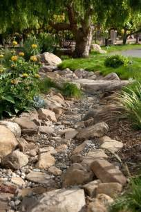 dry creek bed idea envy pinterest backyards the wild and front yards
