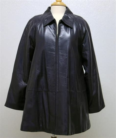 leather swing jacket women s lee cobb leather company we manufacture all our