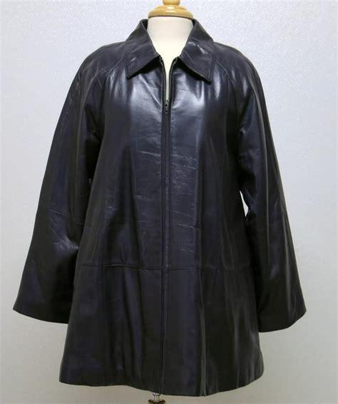 Leather Swing Coat Fashion Women S Coat 2017