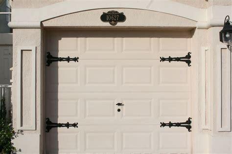 faux garage door hardware 24 best images about garage door designs on