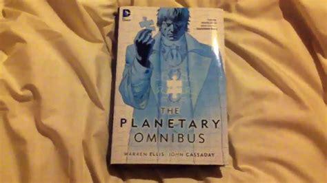 the planetary omnibus planetary omnibus quick look youtube
