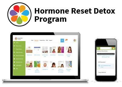Detox 360 Program by Hormone Reset Detox Reset360