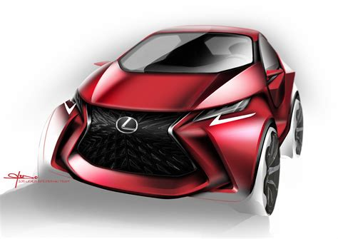 Virtual Home Design Studio by How To Draw A Car Designing The Lexus Lf Sa Lexus