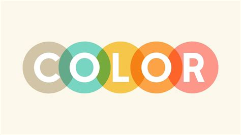 color designer beginning graphic design color