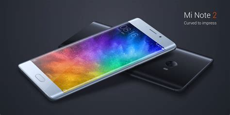 Xiaomi Mi Note 2 6gb xiaomi mi note 2 version global 6gb ram 128gb rom