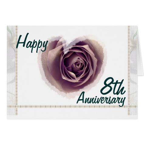 8th wedding anniversary cards 8th year anniversary quotes quotesgram