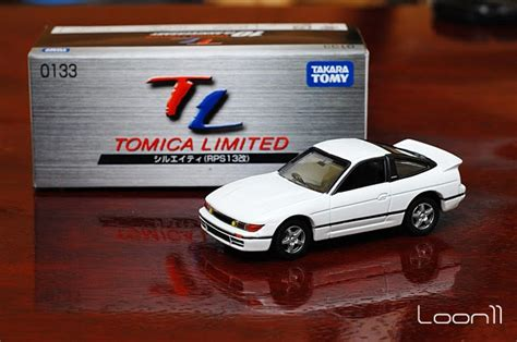 Tomica Nissan Sleighty 30 Th Anniversary my die cast tomica limited 0133 sileighty rps13