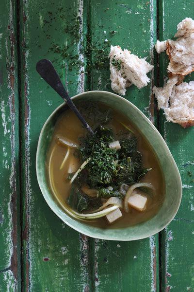 Sopu Matcha Green Tea matcha green tea and kale soup