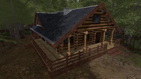 cottage ls timber cottage prefab v1 0 0 0 ls17 farming simulator 17 mod ls 2017 mod ls fs 17 mod