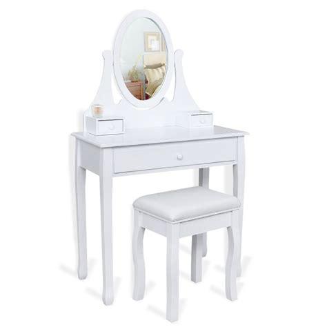 Coiffeuse Miroir Tabouret by Coiffeuse Blanche Avec Miroir Pas Cher Id Market