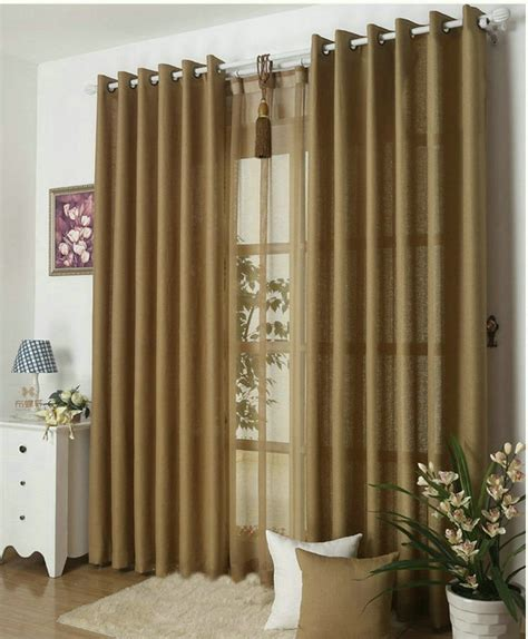 Solid Color Curtains Aliexpress Buy Kitchen Curtains Solid Color Drapes For Kitchen Plain Curtain Voile 9
