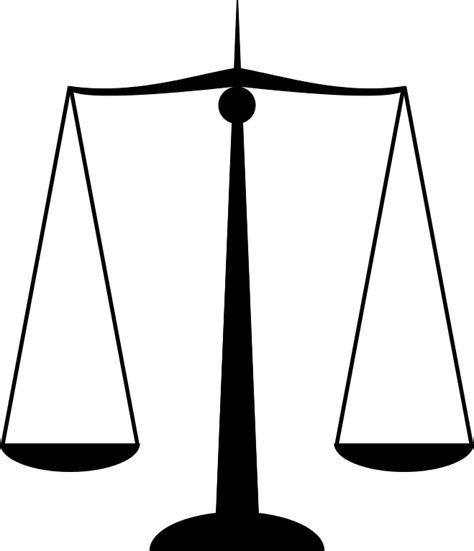 File:Scales Of Justice.svg - Wikipedia Law Scale Of Justice