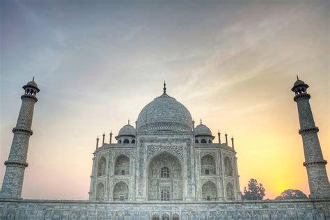 Tripod Mahal taj mahal at agra india travel tips