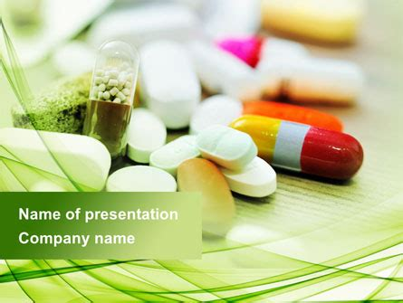 pharmacology presentation for powerpoint presentations