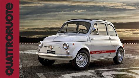 Auto Rally Anni 50 by Abarth 595 I 50 Anni Mini Bolide