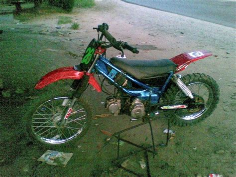 Topset Supra X Grand Prima Win motorcross grasstrack supermotto honda karisma