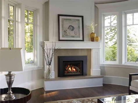Corner Fireplace Photos by Decorations Corner Fireplace Designs For Modern