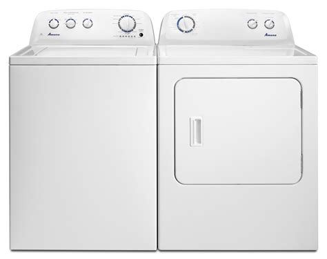 amana washer and dryer amana washers dryers laundry pairs