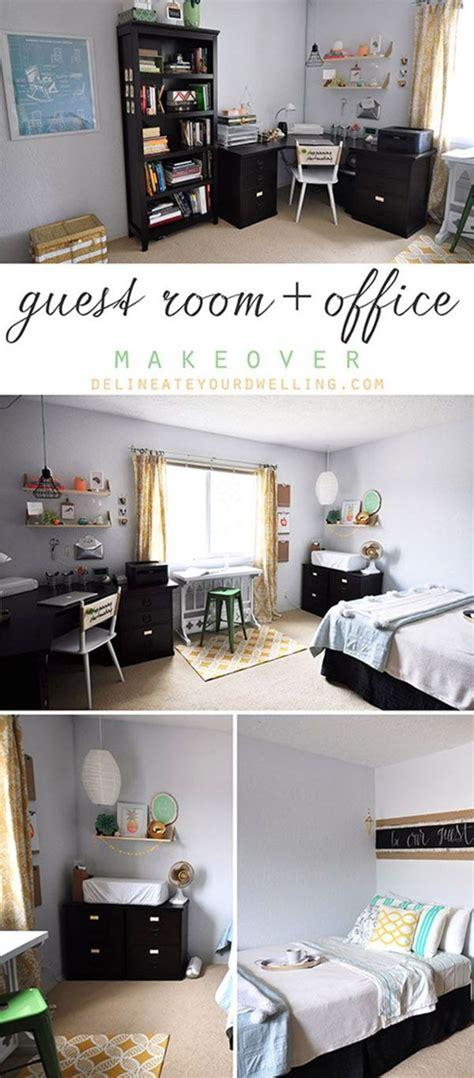 guest bedroom makeover reveal guest room office makeover reveal guest rooms guest