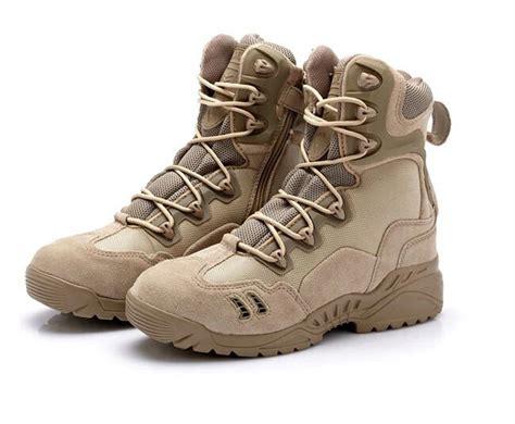 Daftar Sepatu Delta Original delta sepatu army tracking shoes tactical pendek brown