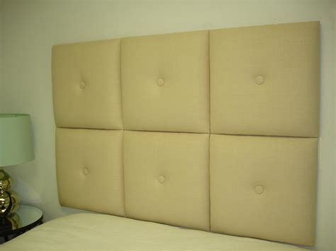 headboard panel wall huggers designer chic upholstered wall panels
