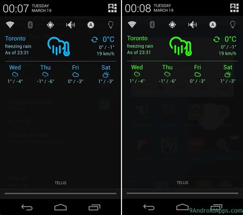 premium apps apk notification weather premium v2 5 5 apk