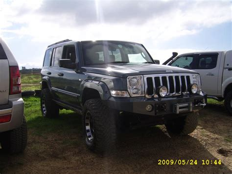Jeep Commander Bumper Steel Bumpers Spotted World Wide Page 10 Jeep