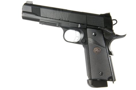 Kjw Kp 07 Gas Magazine kj works kp 07 meu metal co2 buy airsoft gas back pistols from redwolf airsoft