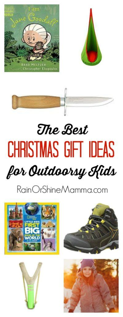 useful christmas gifts for kids the best gift ideas for outdoorsy giveaway