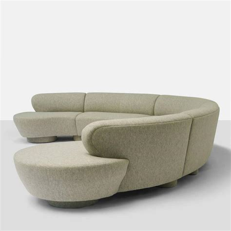 cloud couch for sale vladimir kagan cloud sectional for sale at 1stdibs