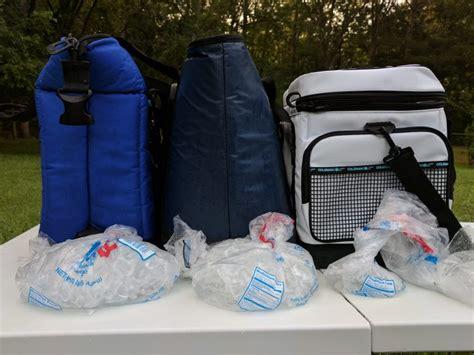 Cooler Bag Gabag Backpack Black Radja Bonus Gel battle of the bags which cooler bag keeps the