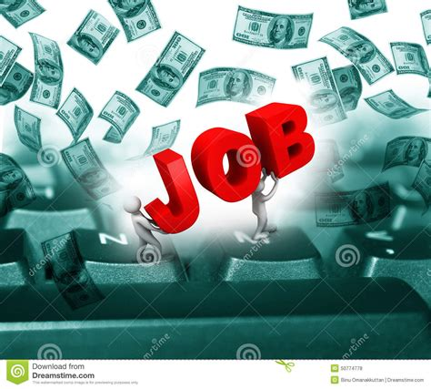 People Making Money Online - young people making money online stock illustration image 50774778