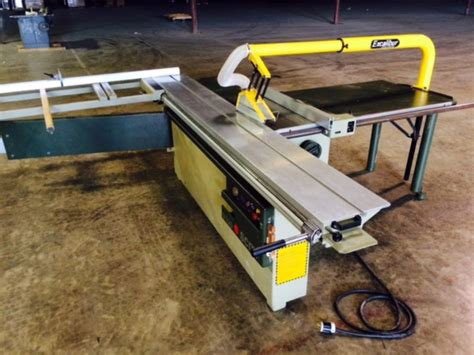 sliding table saw for sale scmi sliding table saw used machine for sale