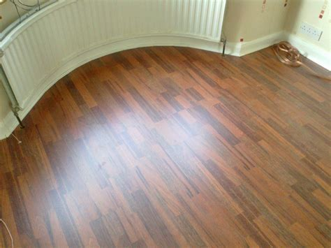 New Vitality Borneo Berbau laminate floor fitted