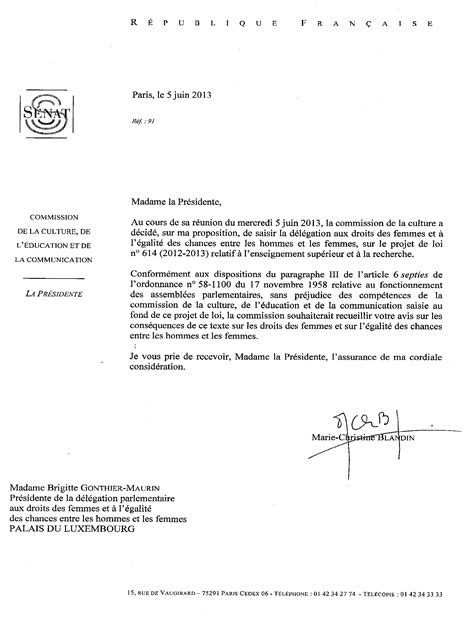 Exemple De Lettre De Motivation Iut modele lettre de demission iut document