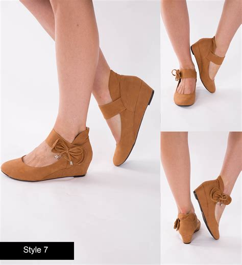 Wedges Heels 3 platform wedges strappy heel ankle lace up