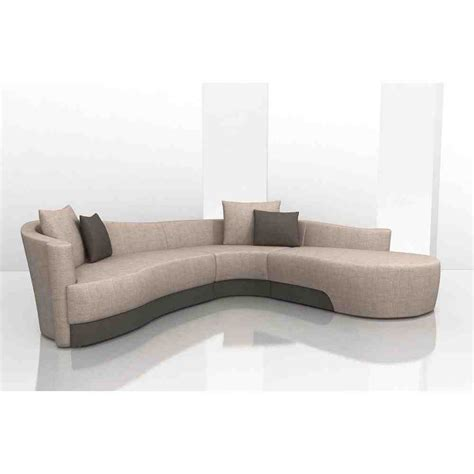 Curved Sectional Sofa With Chaise Curved Sectional Sofa With Chaise Home Furniture Design